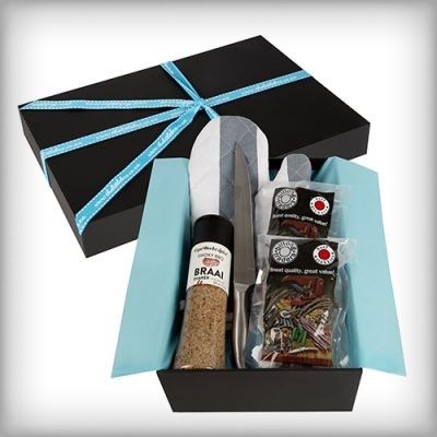 Biltong and Braai Box