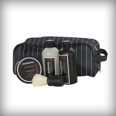 Male Pamper Bag
